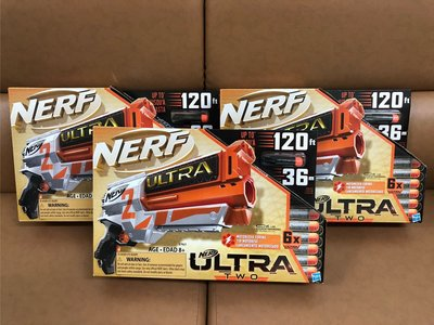 火紅 最新 橙機 Nerf Ultra Two Motorized Blaster