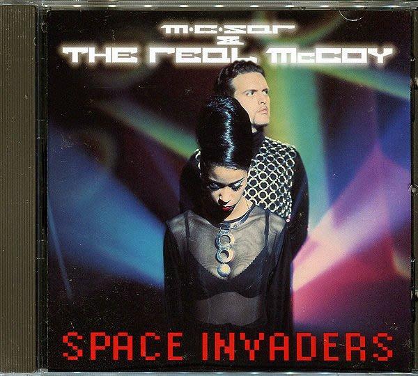 【塵封音樂盒】M.C. Sar & The Real McCoy - Space Invaders