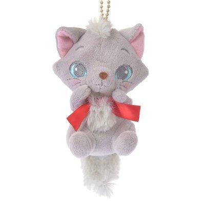 *B Little World * [現貨]東京迪士尼專賣店限定商品/貓兒歷險記吊飾/培里歐/瑪莉貓/東京連線