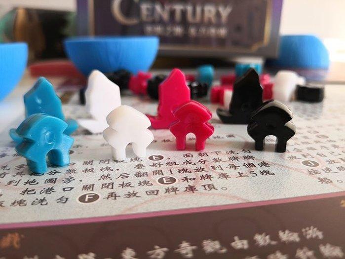 桌遊 益智遊戲 卡片遊戲 親子遊戲 指尖桌遊Century: Spice Road 香料之路123合集桌游新世界 經營類手牌管理