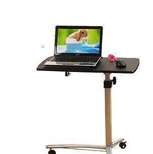 【優上精品】筆記本床邊桌 移動可升降筆記本電腦桌 置地 電腦筆電周邊筆電桌子(Z-P3184)