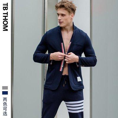 Men's衣帽間 9/4 WZ88 YDT005 簡約百搭 Thom Browne 休閑小西裝 多色選 有大碼