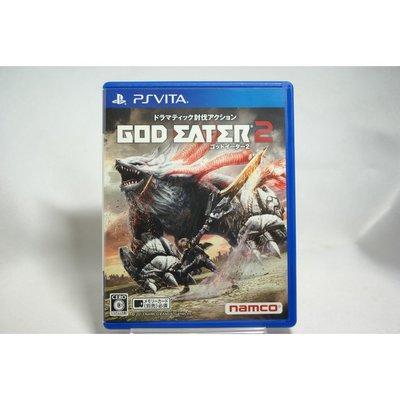 [耀西]二手 純日版 SONY PSV 噬神戰士 God Eater 2 PlayStation VITA