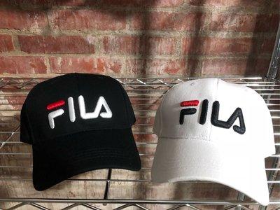 Fila-斐樂-經典大Logo-老帽-鴨舌帽-當天下標當天寄出最快隔天可收到
