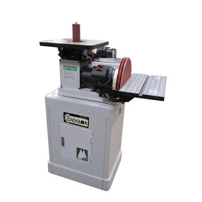 Bachelor博銓OVS-12-圓盤&立軸砂磨機 -兩年保固- (含稅/不含運)--博銓木工機械