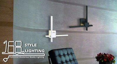 【168 Lighting】簡約居家《LED壁燈》(兩款)A款GE 71162-1
