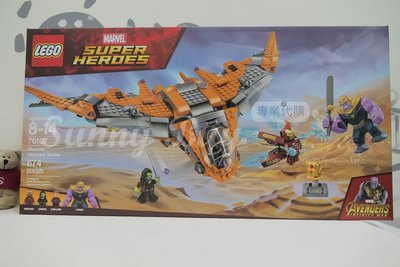 【Sunny Buy】◎預購◎ LEGO 76107 樂高 Thanos 薩諾斯終極之戰 漫威 Marvel