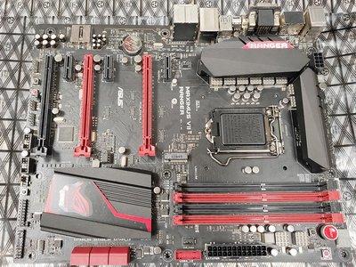 【含稅】全新庫存 MAXIMUS VII RANGER Z97 M7R ROG 1150 DDR3 ATX 店保三個月