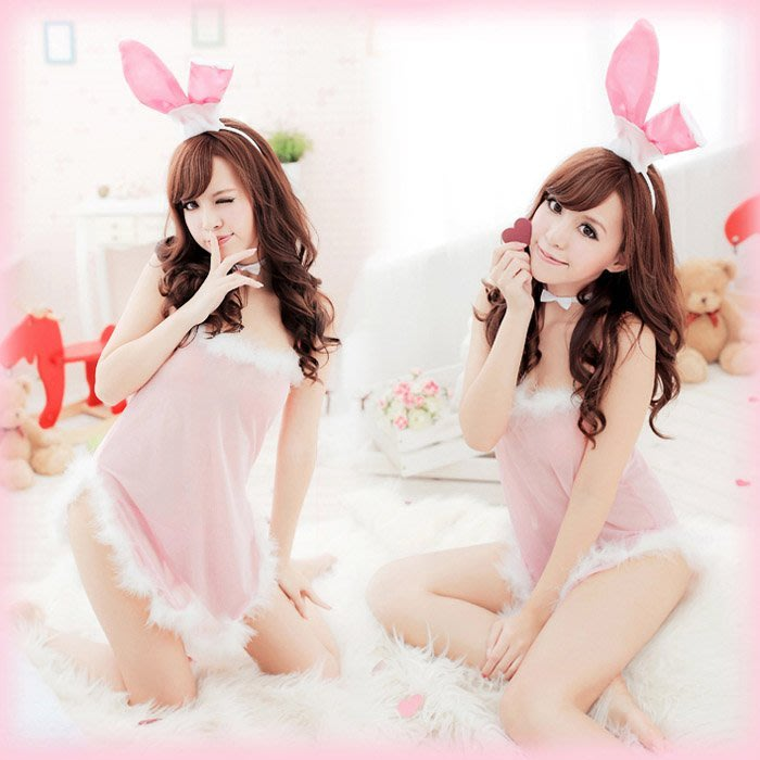 Womens Lingerie,cosplay,Bunny role play cloth,Sexy Costume