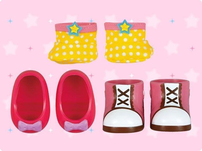 【阿LIN】51238A 優雅鞋子組 小美樂娃娃系列 麗嬰國際 正版 ST安全玩具