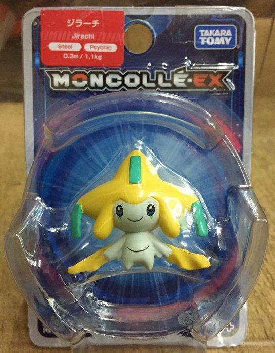 神奇寶貝EX-PCC_17 基拉祈_PC 96865 精靈寶可夢Pokémon 永和小人國玩具店