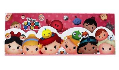 【卡漫迷】 tsum 盒 公主系列 ㊣版 小美人魚 灰姑娘 艾莎 白雪 筆盒 置物盒 萬用 收納 鉛筆盒 製