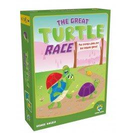 ☆天才老爸☆→【諾貝兒】跑跑龜 The Great Turtle Race (中文版遊戲)←兒童 益智 親子聚會 轉轉龜