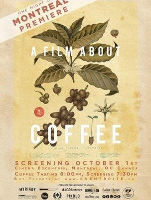 紀錄片【一部關於咖啡的電影/A Film about Coffee】2014年