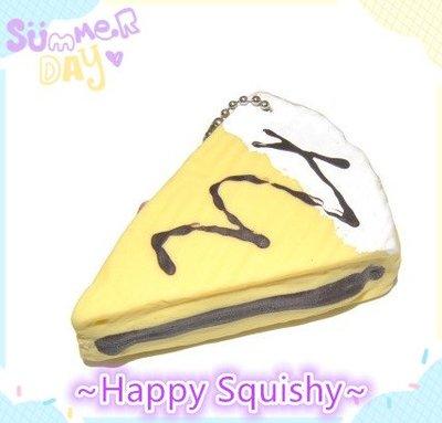 ~Happy Squishy~ Squishy 乳酪蛋糕/起司塊 Cheese Squeeze ~可拉軟軟(抹醬款)