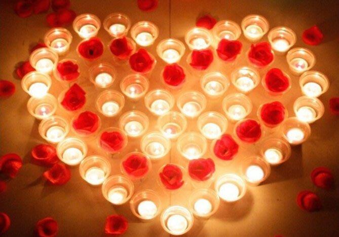 花朵 排字 專屬 玫瑰花 愛心 仿真花 人造花 排字玫瑰 假花 求婚道具 婚禮小物 蠟燭【P11001401】