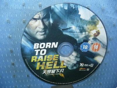 [無殼光碟]LA 天罡星下凡  Born to Raise Hell 西洋電影 共1片  DVD
