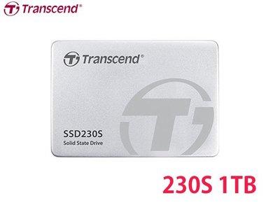 「Sorry」創見 230S 1TB SATA3 2.5吋 SSD 固態硬碟 5年保