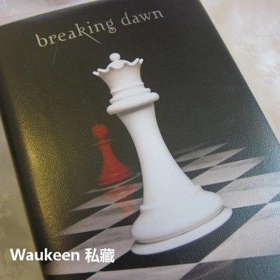 精裝版暮光之城破曉 Breaking Dawn 史蒂芬妮梅爾 Stephenie Meyer Twilight Saga