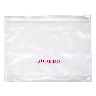 【橘子水】SHISEIDO 資生堂 透明果凍夾鏈袋