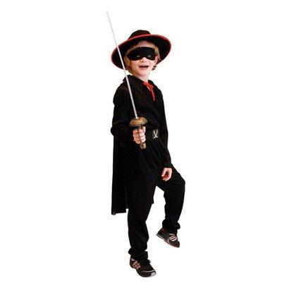 乂世界派對乂萬聖節服裝-變裝派對,兒童變裝服 / 蒙面俠客裝