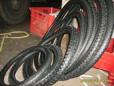 全新自行車輪胎襯帶10元_內胎80_外胎120__腳踏車輪胎_~~ 16吋 16*1.95 26 1.95多款規格