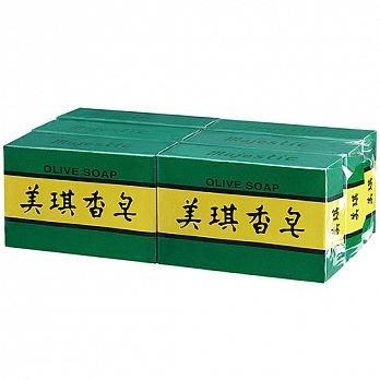 【小丸子生活百貨】85g美琪香皂(6入) 台灣製/清潔/滋潤/肥皂洗臉/洗澡/潔淨/洗手