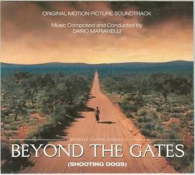 """""""戰地救援 殺戮禁區 Beyond the Gates""""- Dario Marianelli(06),全新瑞典版"""