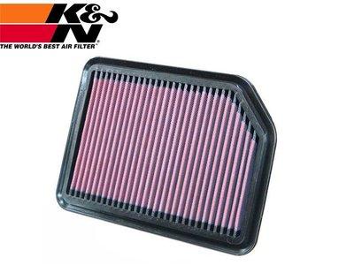 【Power Parts】K&N 高流量原廠交換型空氣濾芯 33-2361 SUZUKI GRAND VITARA