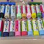 【五旬藝博士】 玻璃彩繪隨意貼 19色/20支 一大盒裝(60ML) 手創 美術 隨意貼 DIY 禮盒  隨意貼 台灣製