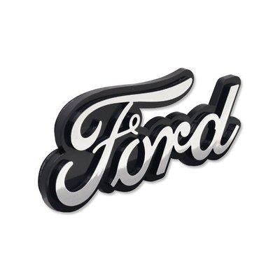 (I LOVE樂多)FORD Injection Molded Emblemz 福特立體LOGO車貼