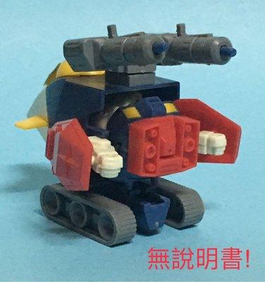 中古二手 BB戰士 28 G-坦克 MA 無其他配件 已組 圖已是全部 Gundam SD 高達 元祖
