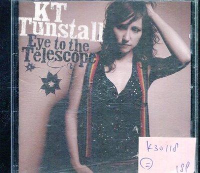 *真音樂* KT TUNSTALL / EYE TO THE TELESCOPE 二手 K30118
