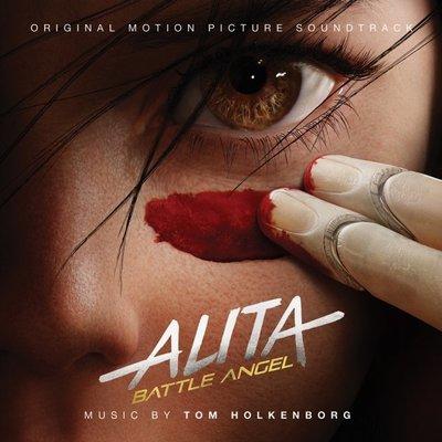 艾莉塔:戰鬥天使-電影原聲帶(歐洲進口盤) / Junkie XL---3299039814529
