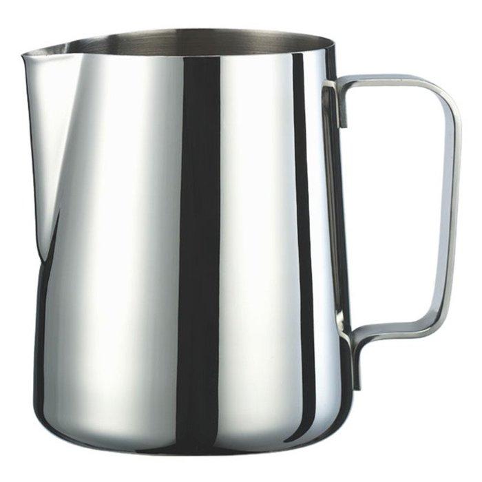 【里德咖啡烘焙王】TIAMO 150cc 優質全不銹鋼咖啡 拉花杯 正#304 18-8不鏽鋼 HC7018