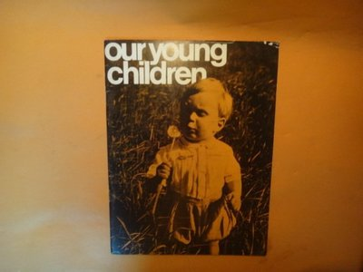 【愛悅二手書坊 18-05】our young children