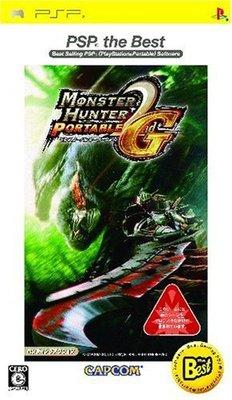 【二手遊戲】PSP 魔物獵人 攜帶版 2G MONSTER HUNTER PORTABLE 2 G 日文版 台中恐龍