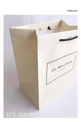 Murphys►法國香水品牌 JO MALONE 禮盒手提袋超大紙袋