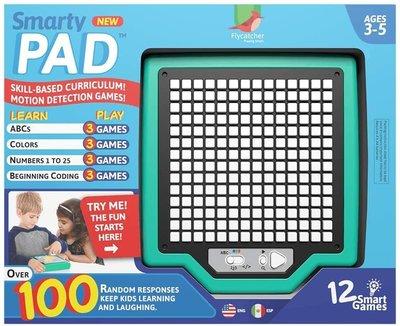Flycatcher Smarty PAD 兒童 英文ABC/數字/顏色/圖案 早教學習機~請詢問庫存