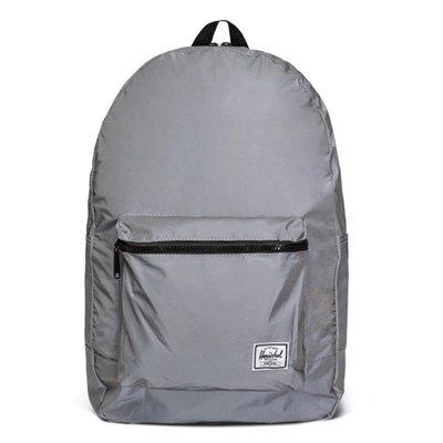 Herschel Packable Daypack 銀色 反光 Reflective 輕量 收納 旅行 後背包 [現貨]