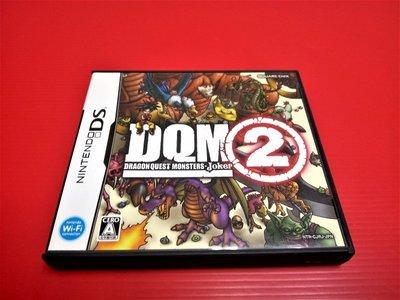 ㊣大和魂電玩㊣任天堂NDS遊戲 勇者鬥惡龍 怪獸仙境2 Joke {日版}NDSL 2DS 3DS 主機可玩-編號:L1