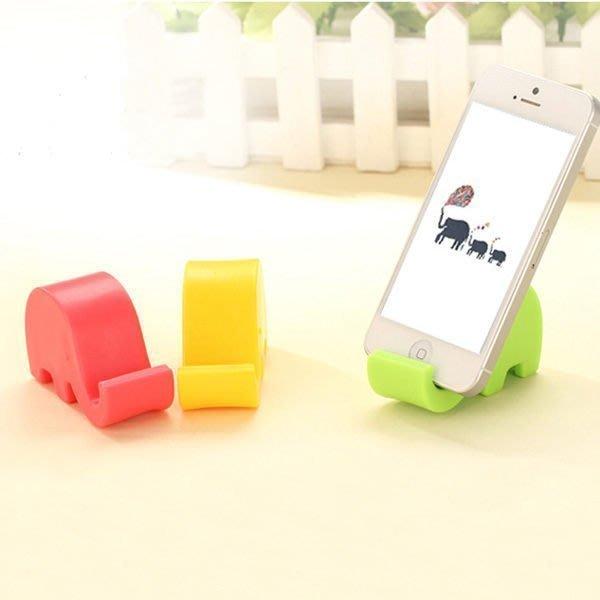 《官囍》可愛大象手機支架/手機座 (不挑款)【GX0851】