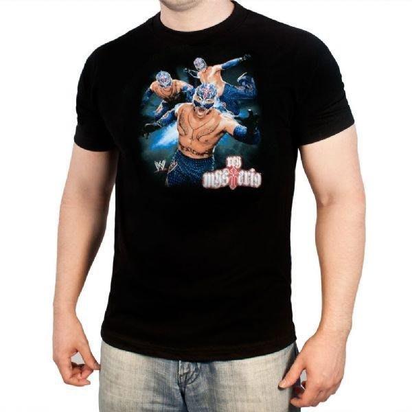 ☆阿Su倉庫☆WWE摔角 Rey Mysterio Coming At Ya T-shirt 619經典款 出清特價中