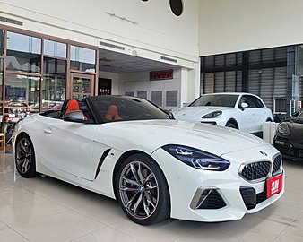 2020 BMW G29 Z4 M40i 總代理 原鈑件 原廠保養 保固中