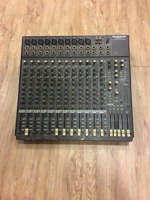 二手 Mackie 1202-VLZ3 12-Channel Compact Recording 直購價$5,000