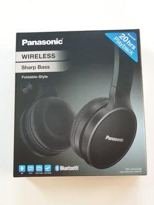 Panasonic無線藍芽耳機RP-HF400
