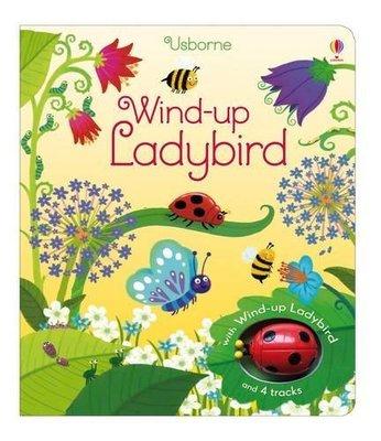 *小P書樂園* Wind-Up Ladybird 新版
