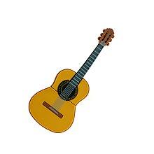 吉他隨身碟16GB-創意禮品 樂器造型隨身碟 紀念品 宣傳禮品