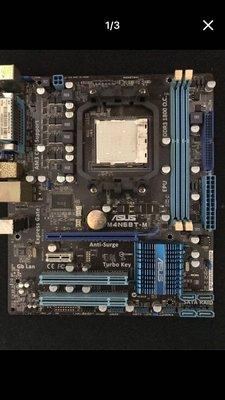 ASUS華碩 M4N68T-M-/AM3/ DDR3
