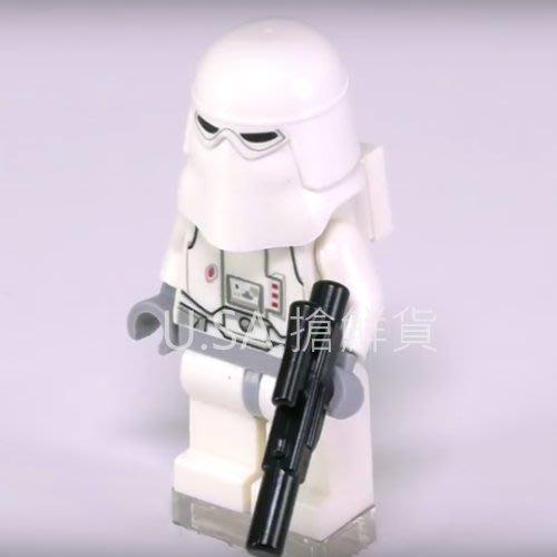 現貨【LEGO 樂高】全新正品 益智玩具 積木 / 星際大戰: 聖誕月曆 75146   單一人偶: 雪兵+武器